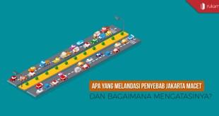 Penyebab Jakarta Macet