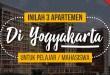 Apartemen di Yogyakarta