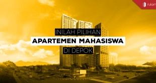 Apartemen Mahasiswa di Depok