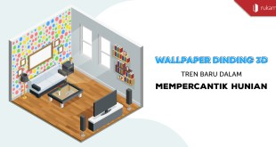 Wallpaper Dinding 3D