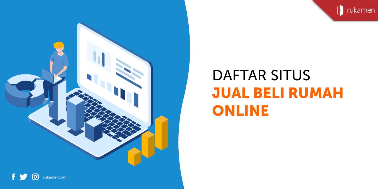 Daftar Situs Jual Beli Rumah Online Indonesia