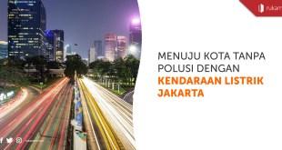 Kendaraan Listrik Jakarta