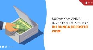 Bunga Deposito 2019