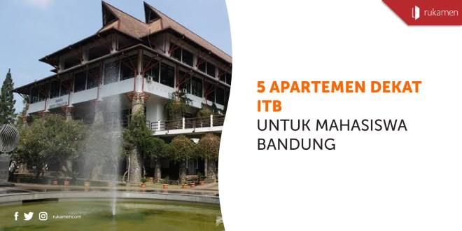 Apartemen Dekat ITB