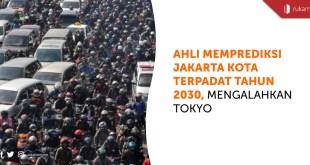 Jakarta Kota Terpadat