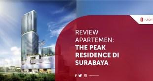 Apartemen The Peak Residence Surabaya