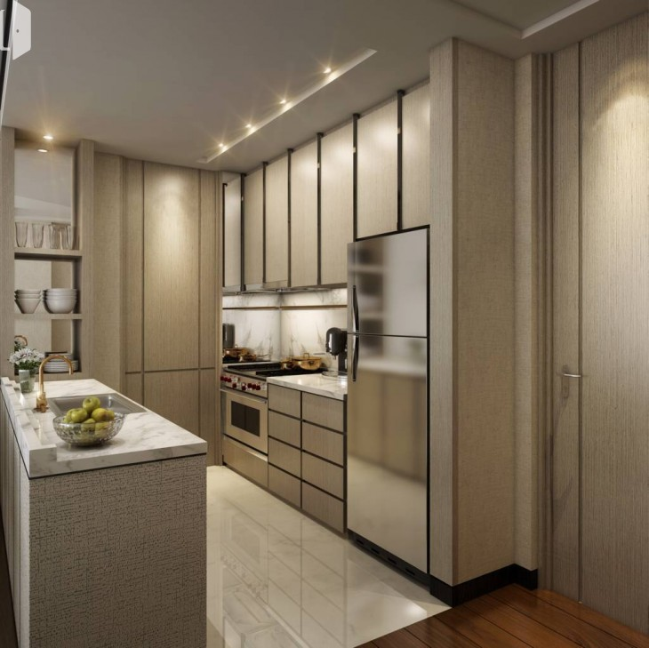 Sewa Jual Apartemen Taman Anggrek Residences di Jakarta Barat