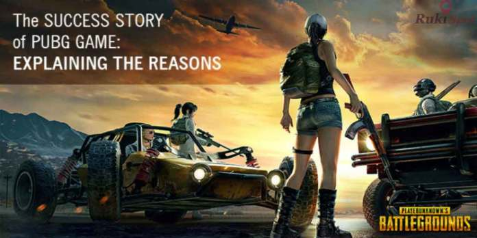 Reasons for the Success of the PUBG