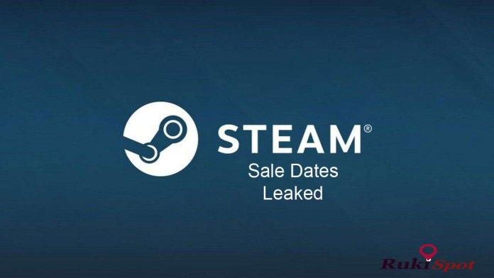 steam sale date 2020