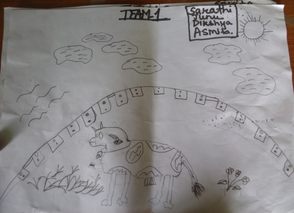 Team 1 Drawing