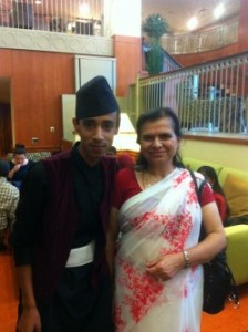 Pratik-with-RF-Chairperson