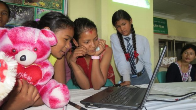 RF_Scholars_observing_Documentary