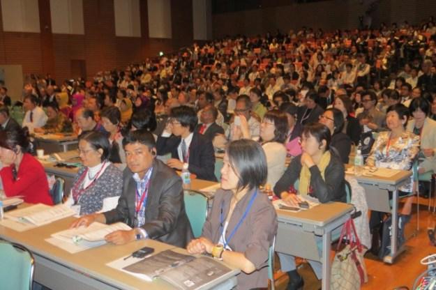 participating word conferen