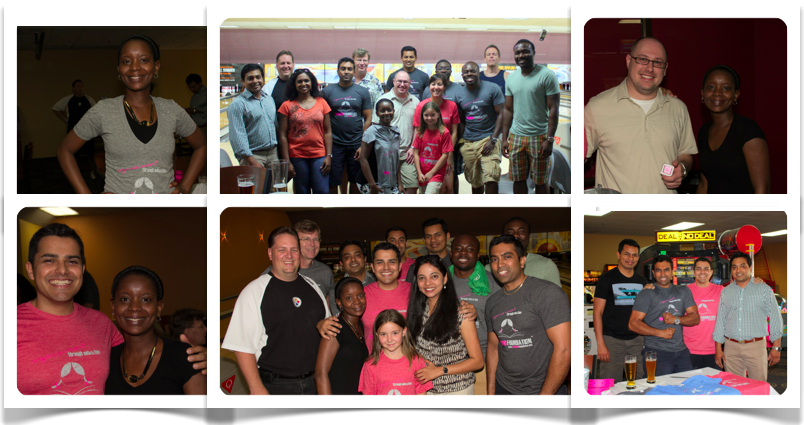 Ruk & Roll Bowling Event in Columbus, OH