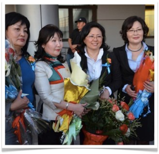 Participation in Politics is slowly on the rise in Mongolia