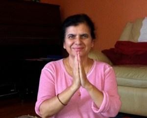 Laxmi Aryal - Chairperson - Rukmini Foundation