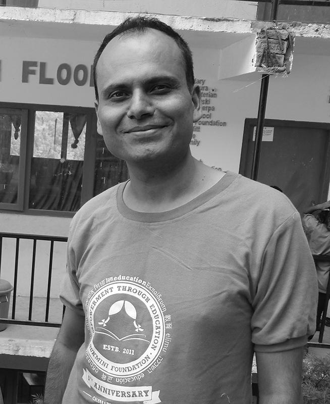 Dr. Nabin Aryal, PhD