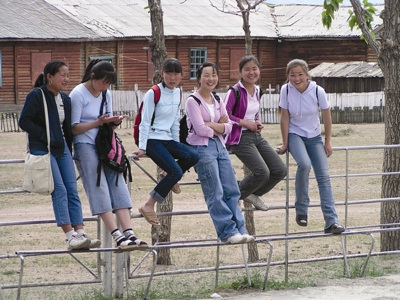 Himalaya and Steppe: Lessons on Girls' Education from Mongolia