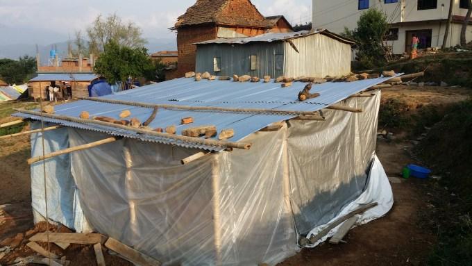 12 temporary shed of Ram Prasad