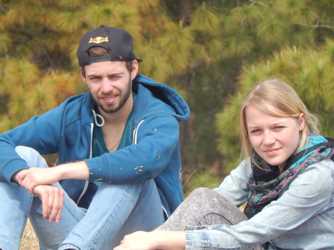 Phillip and Sarina from Germany