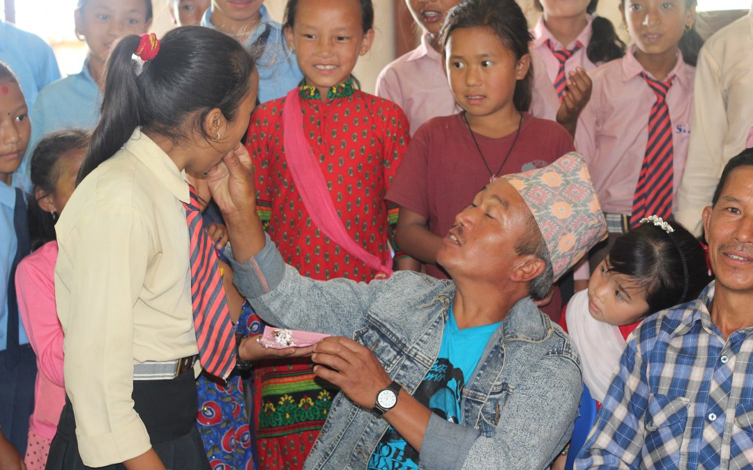Celebrating with Scholars and Fathers in Nepal