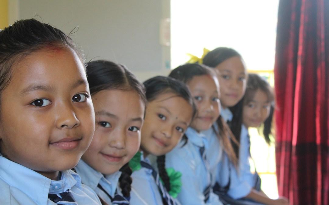 Celebrating Children's Day 2017 in Nepal