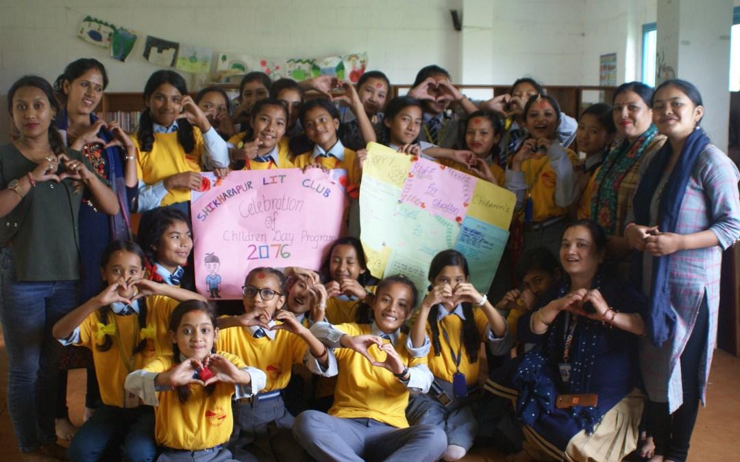 Children Advocating for Children