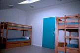Chambre 4 places lits superposés équicentre Rulan Trégastel Bretagne
