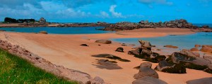 Ile Renote Trégastel Côte de Granit Rose