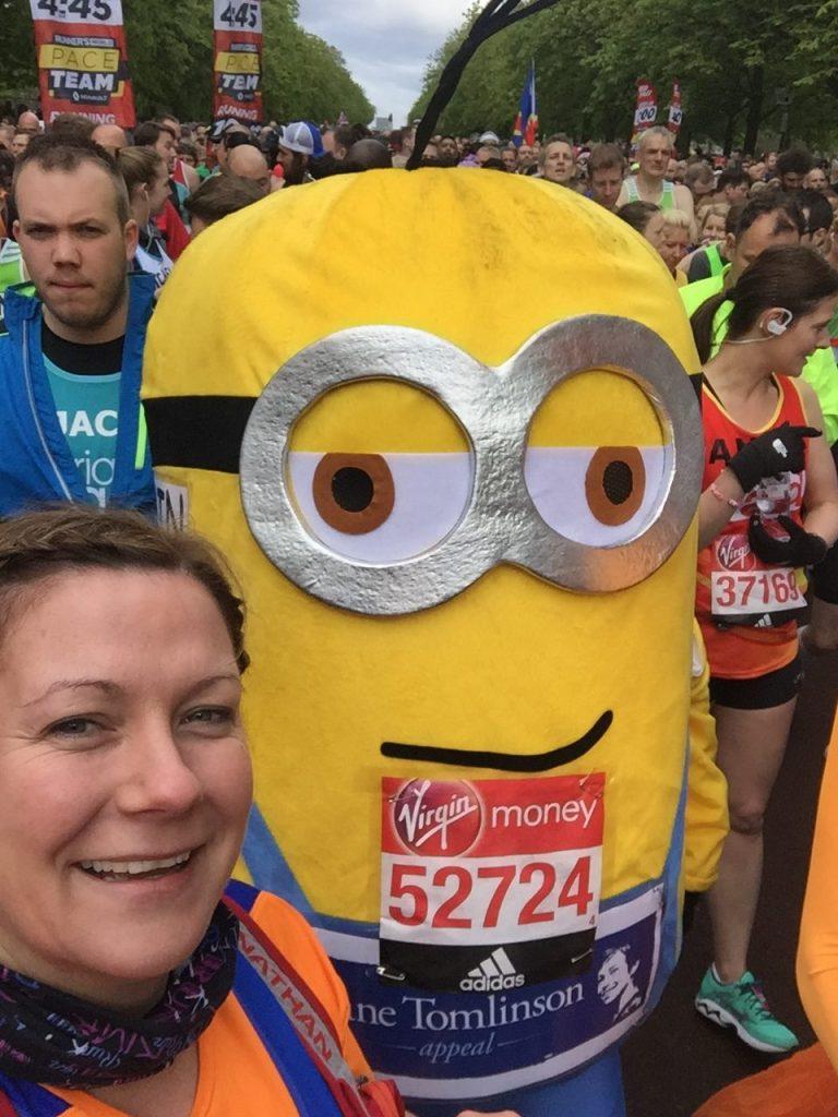 London Marathon Costumes