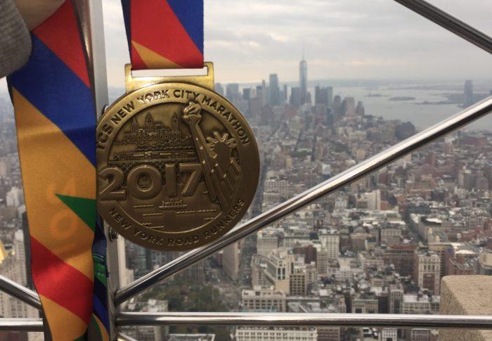 TCS New York City Marathon 2017 – Part 1