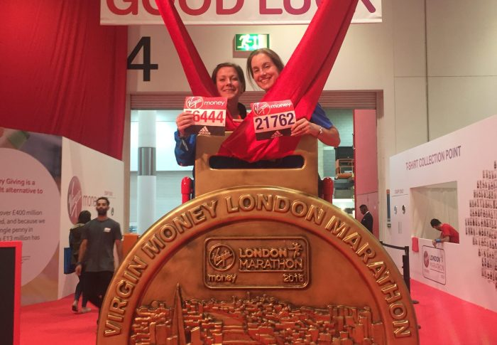 London Marathon Expo – The Best Day EVER…