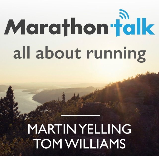 Marathon Talk Friday Find