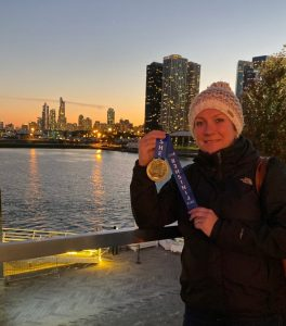 Rularuns Chicago Marathon Medal 2019