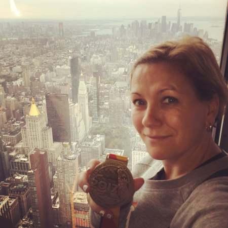 Ruth New York Marathon