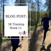 Week 11 - 5K Training