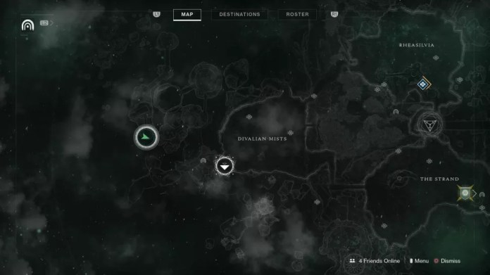 Dreaming City hidden cats and use a Small Gift in Destiny 2