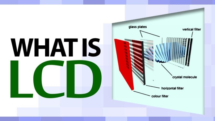 What is LCD and how does it work?