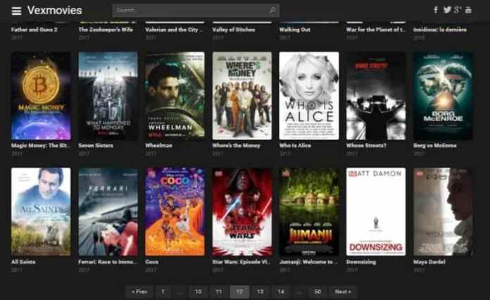Vexmovies 2021- Download All Movies In HD Free