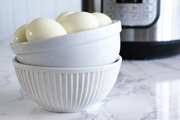 Instant Pot Deviled Eggs