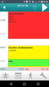 Planning Activiteitenweger App