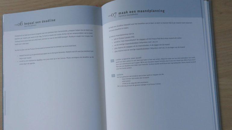De uitgebreide uitleg in het werkboek.