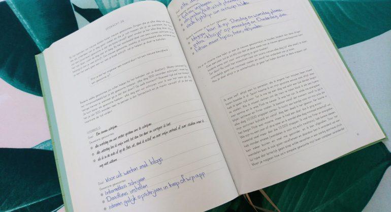 Nieuwe gewoontes leren inplannen
