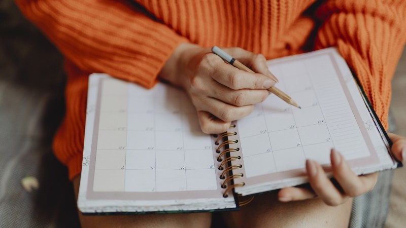 Agenda Google Calendar