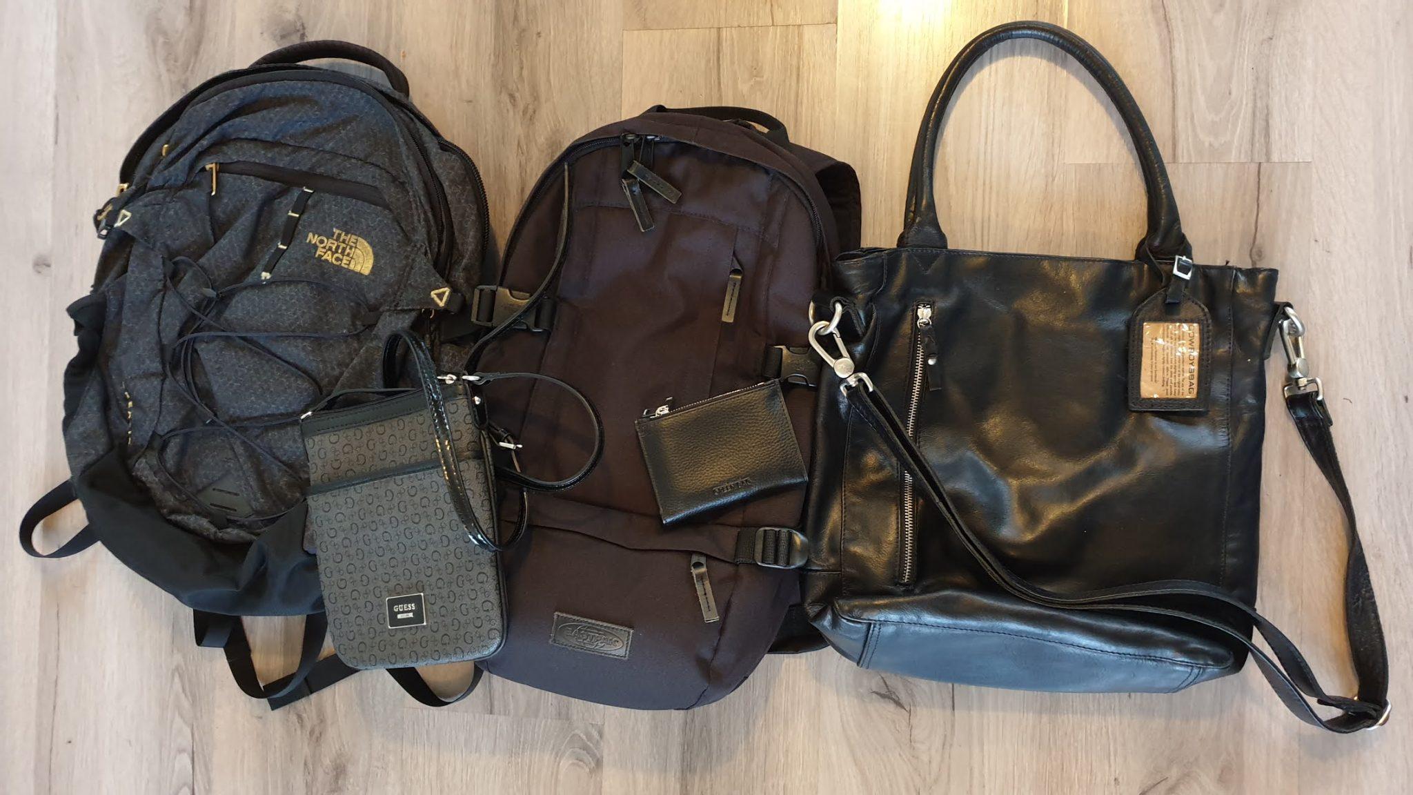Ik verkoop al mijn tassen via Vinted