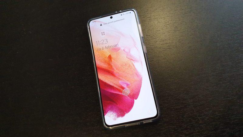 De Samsung Galaxy S21