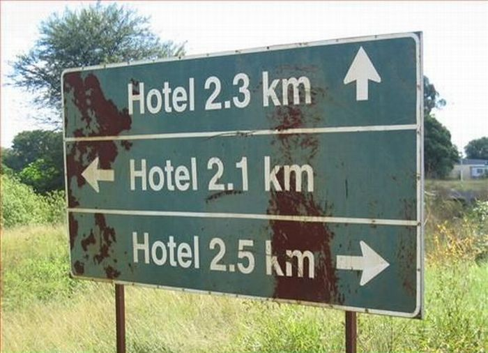 Только в Африке