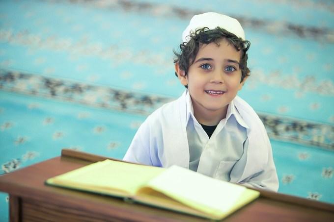 Ilustrasi - Anak Menghafal Qur'an
