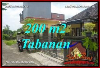 TANAH MURAH di TABANAN JUAL 2 Are View sawah