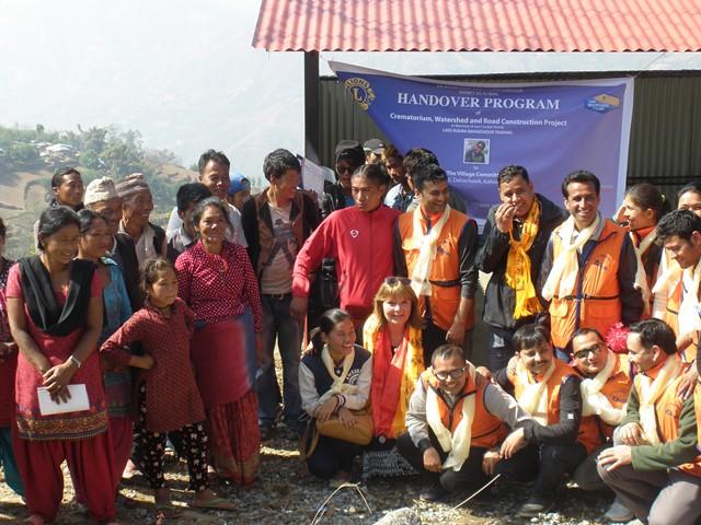 Lions Club of Nepal Highlight